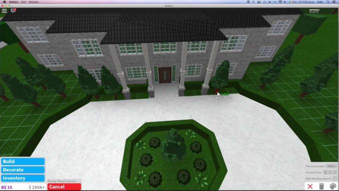 Roblox Bloxburg Limousine Build You A House For Blox Burg Roblox By Lemonlimo
