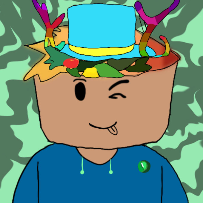 Realistic Roblox Character Drawing Draw Your Roblox Character By Msamigraphics