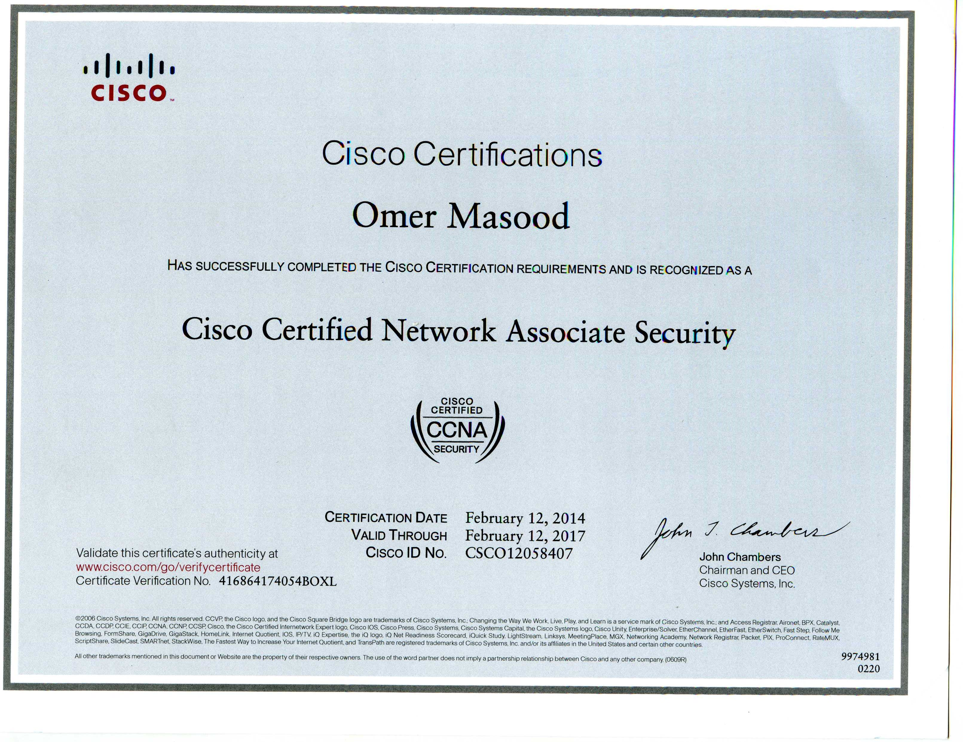 Provide Online Ccna Training By Omermasood