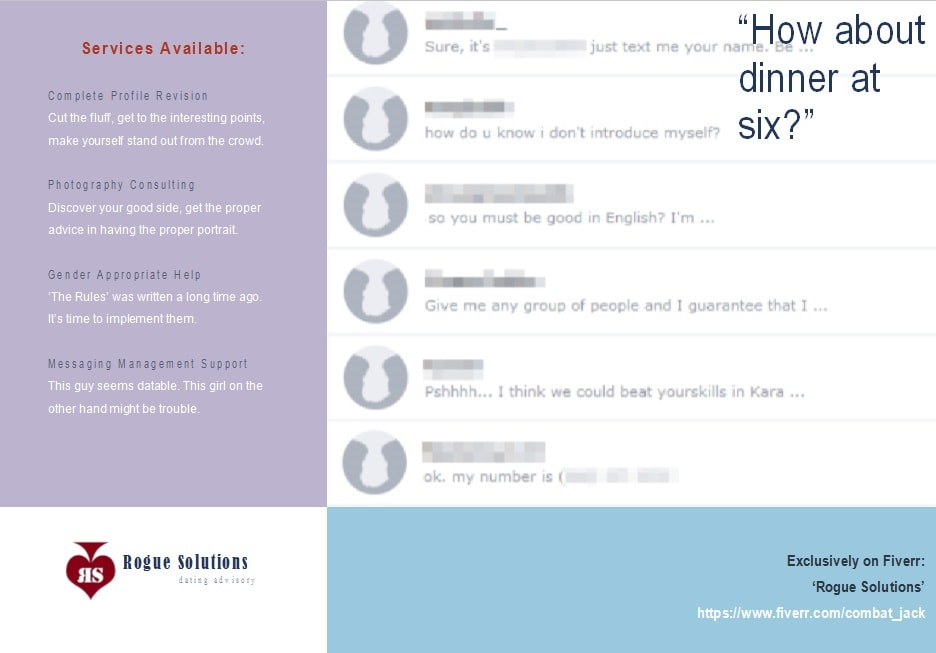Det crowd online dating profil