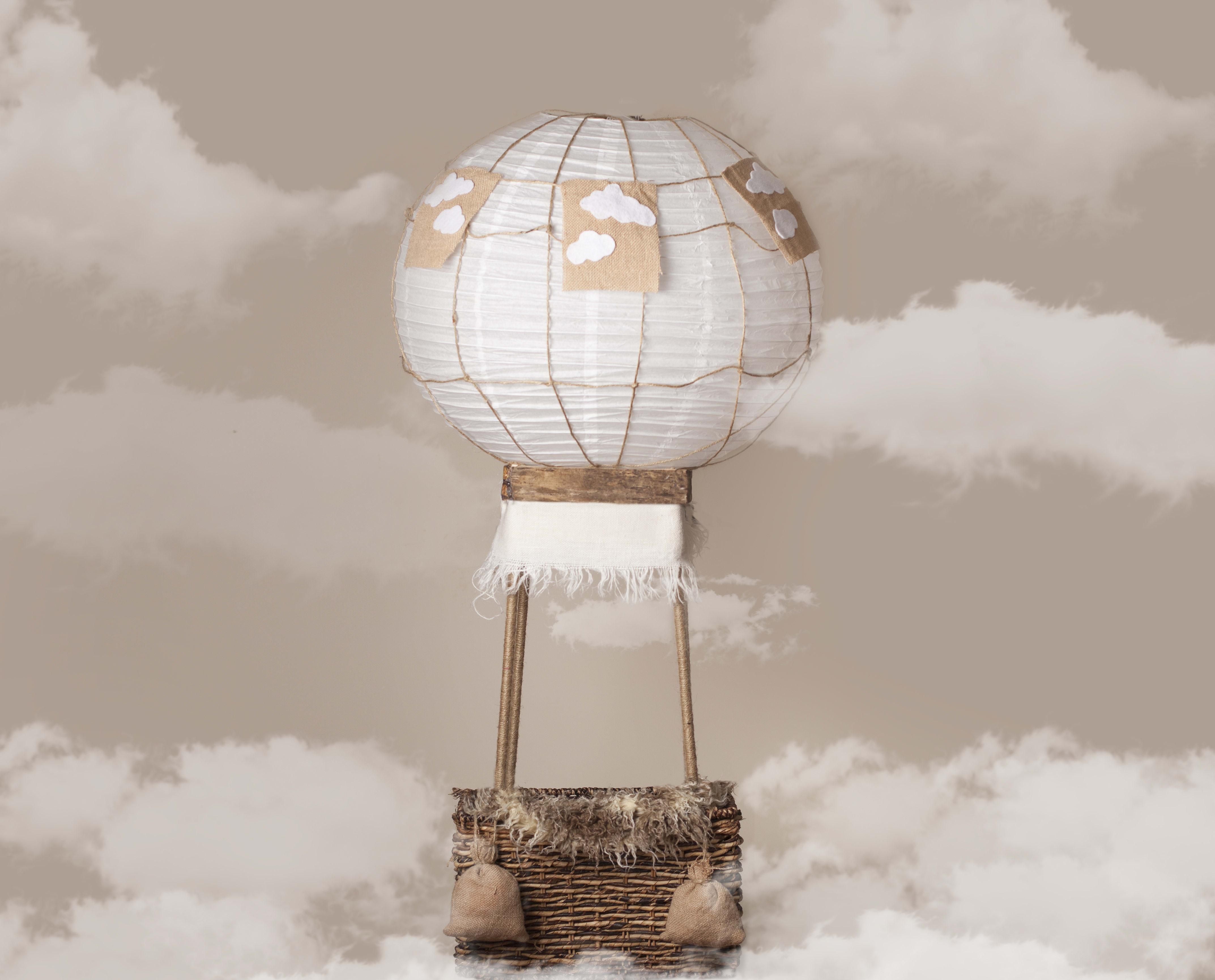 Digital Backdrops Props Newborn Hot Air Balloon 4 Digital Downloads By Zemlyanskiy1958