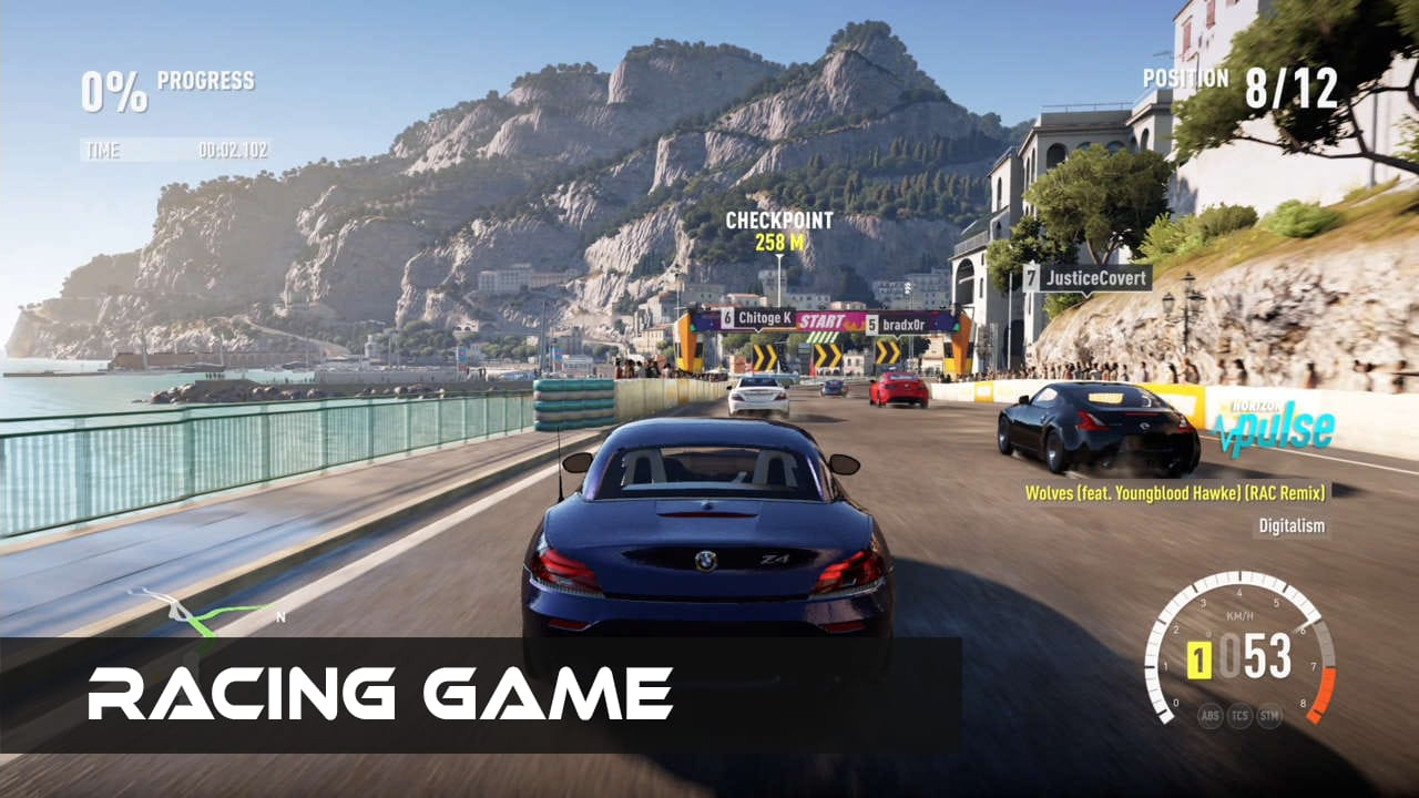 Develop Car Racing Game For Android And Ios In Unity 3d By Tansal Tech