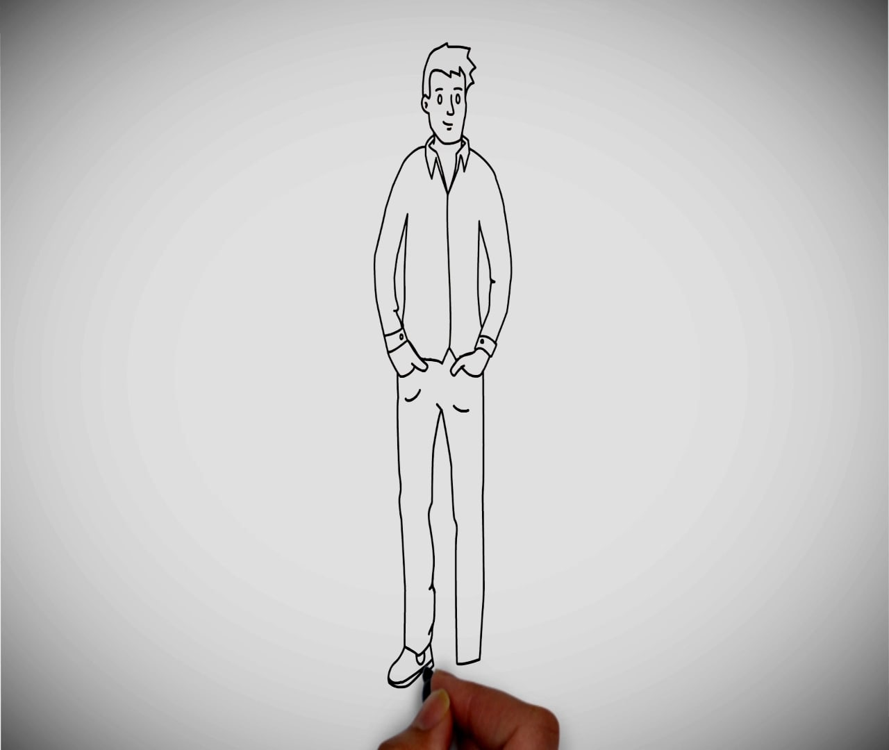 Do A Speed Drawing Stop Motion Animation Video Of Your Logo By Ahmednasrelsen3