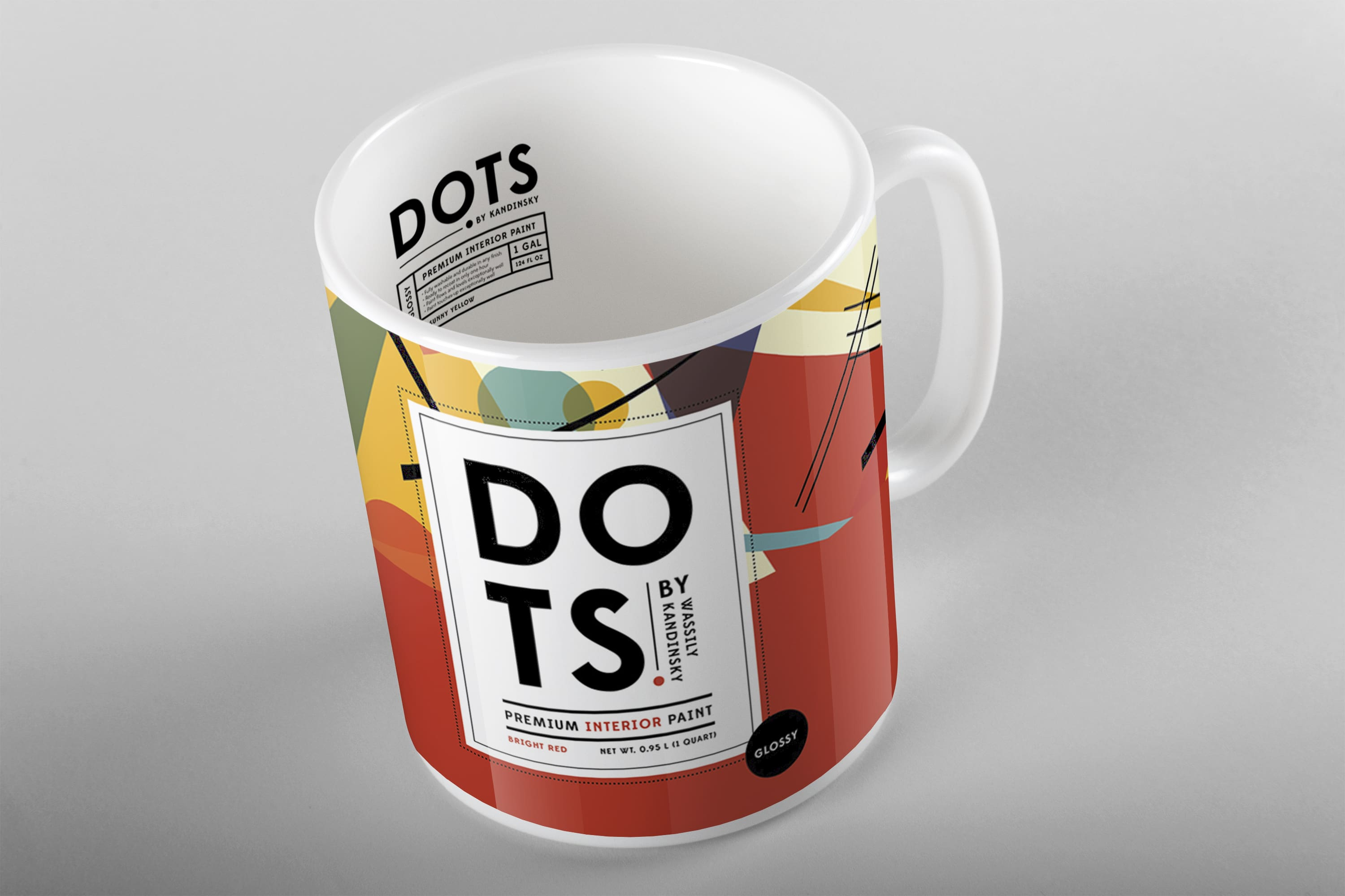 Do 6 Beautiful Unique Logo Mockup With Cups And Mugs By Xiv Designs