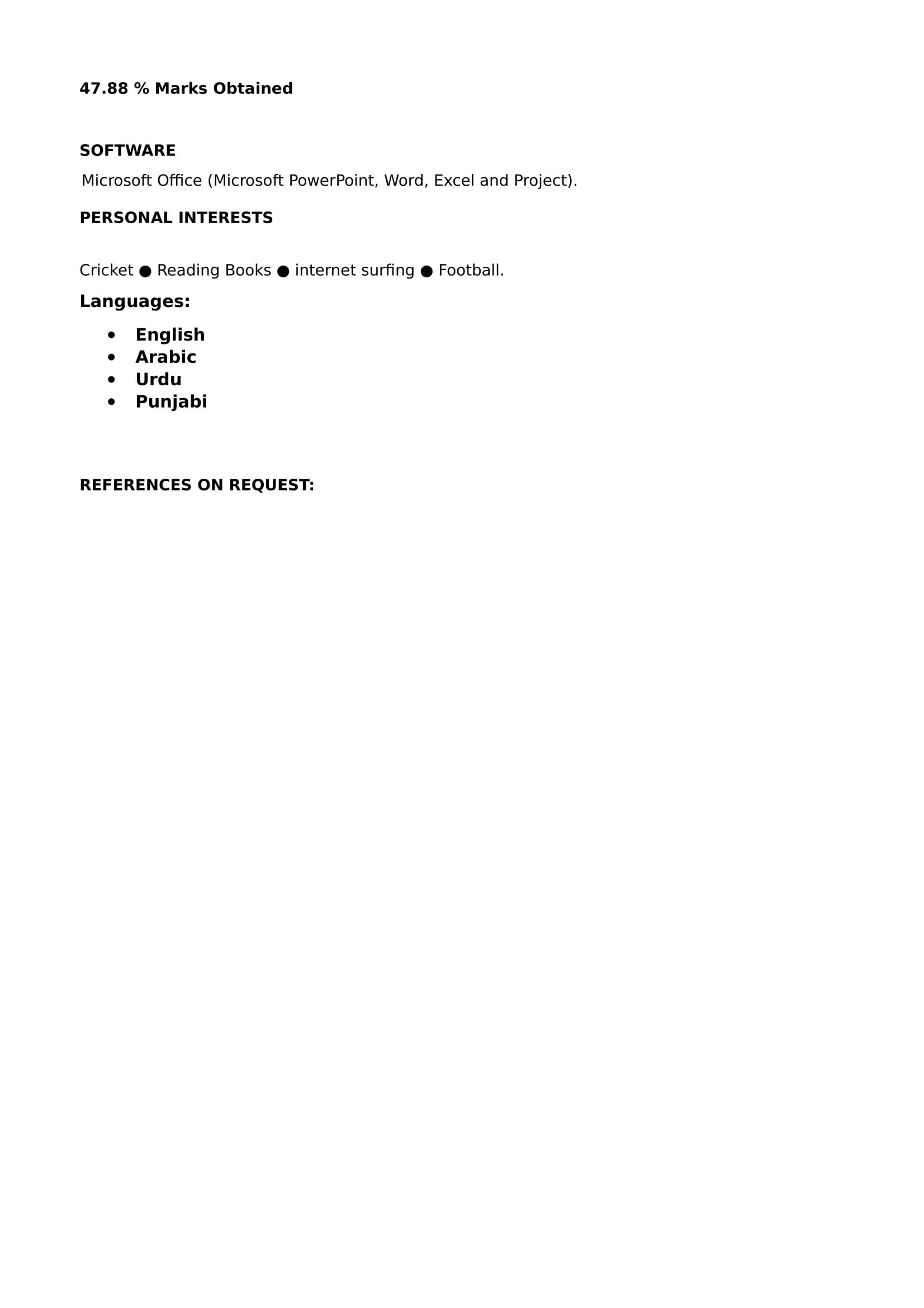 Write A Custom Resume Cover Letter Or Linkedin Page Urdu German