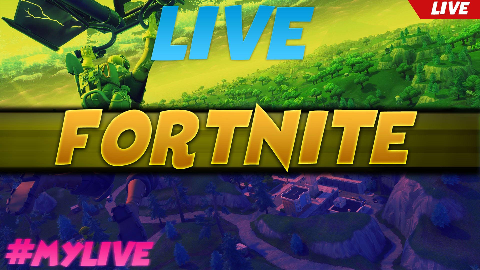 Fortnite livestream