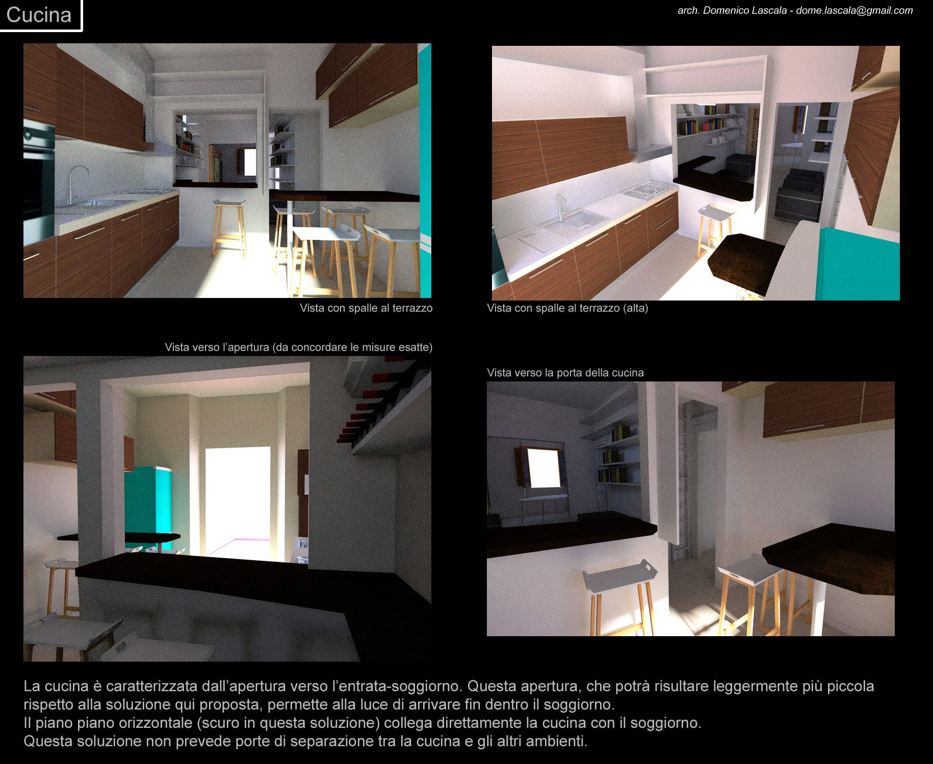 Cucina Con Finestra Orizzontale any architectural layout you need by thisisntdome