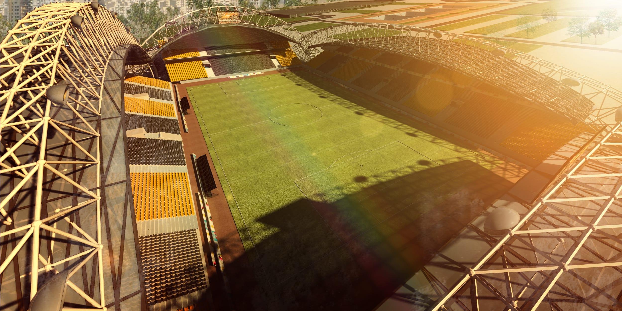 Hasil gambar untuk The perfect sports building