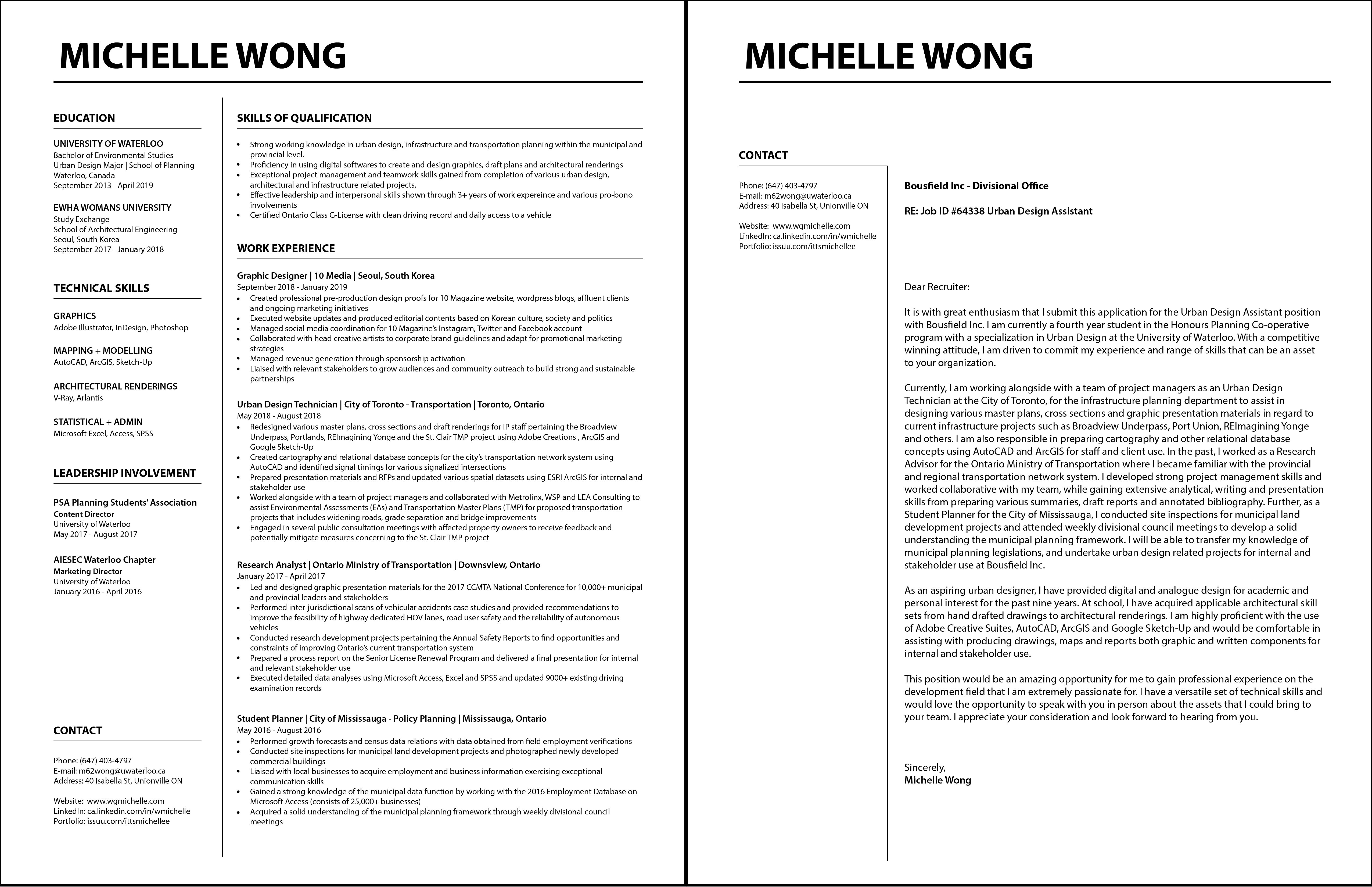 Custom My Design Assistant wgmchelle : i will design you a custom resume and cover letter for $5 on  fiverr