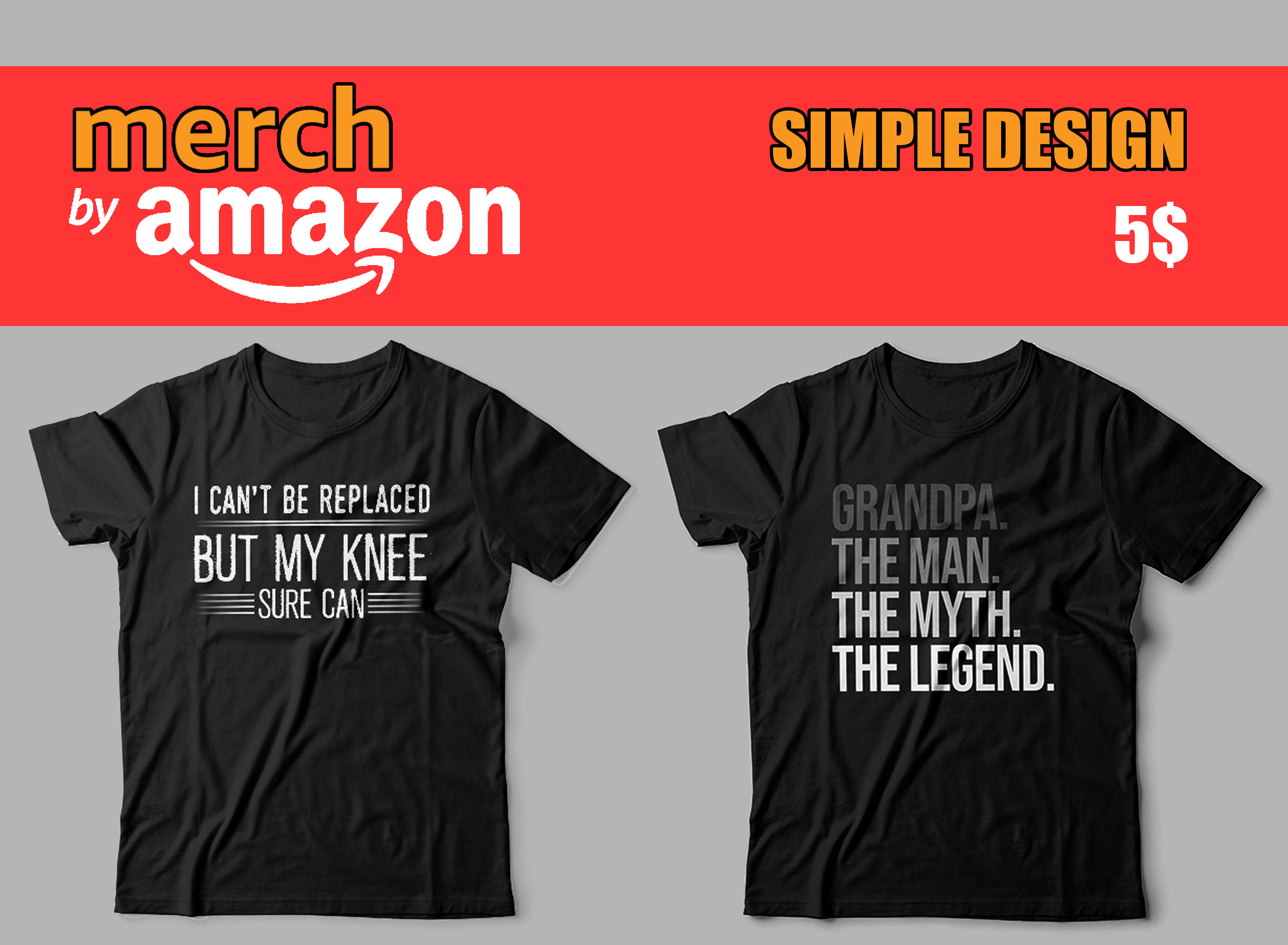 Design Your Shirt Idea For Merch By Amazon By Hansonmal