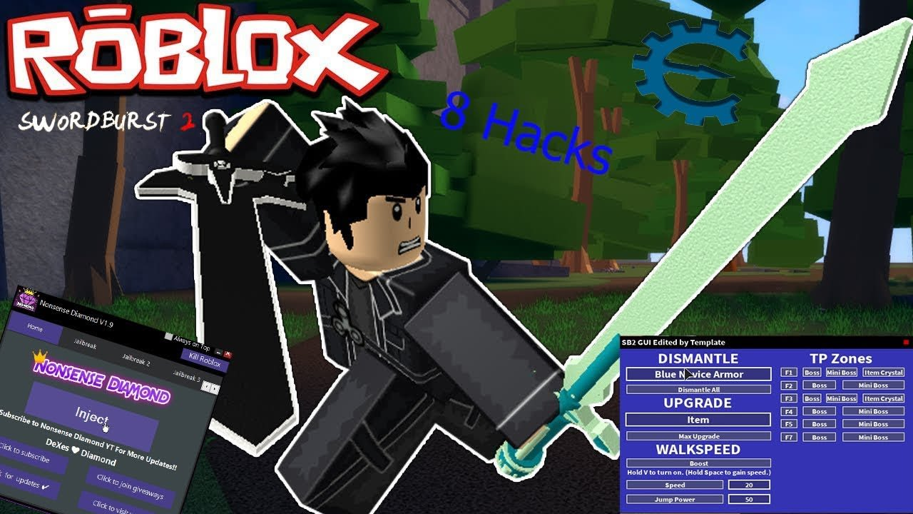 Give You A Variety Of Scripts To Hack Popular Roblox Games By Danksfe