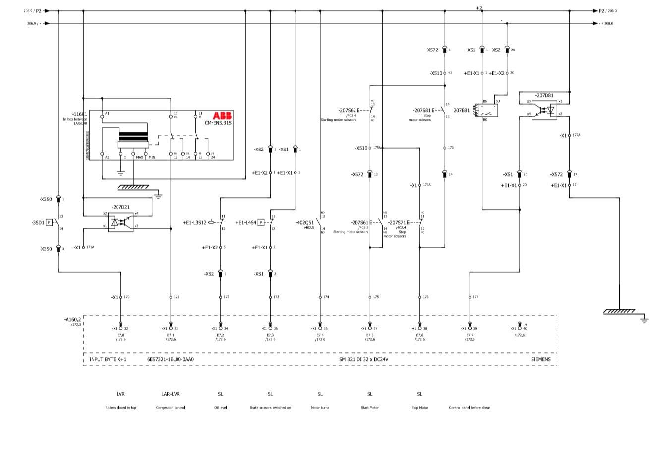 Create eplan electrical schematics by VictorhateganFiverr