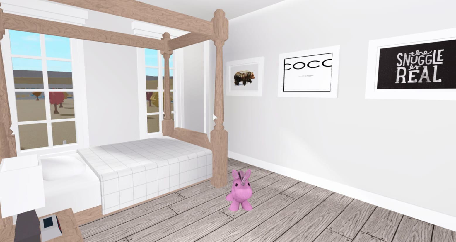 Roblox Bloxburg Aesthetic Bedroom Bedroom Bloxburg Room Ideas Build You An Aesthetic Roblox Bloxburg House By Mxxnsicle