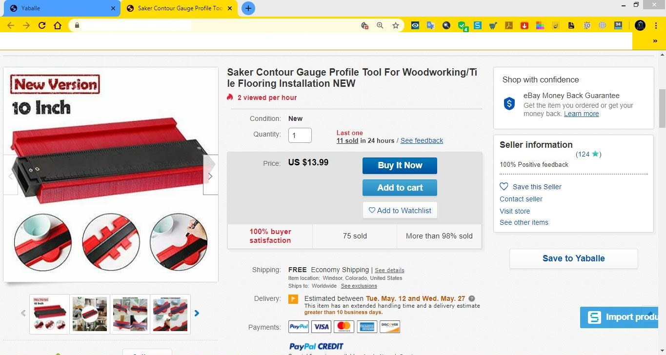 Do Hot Sale Dropshipping Products Ebay Listing With Yaballe By Hizain