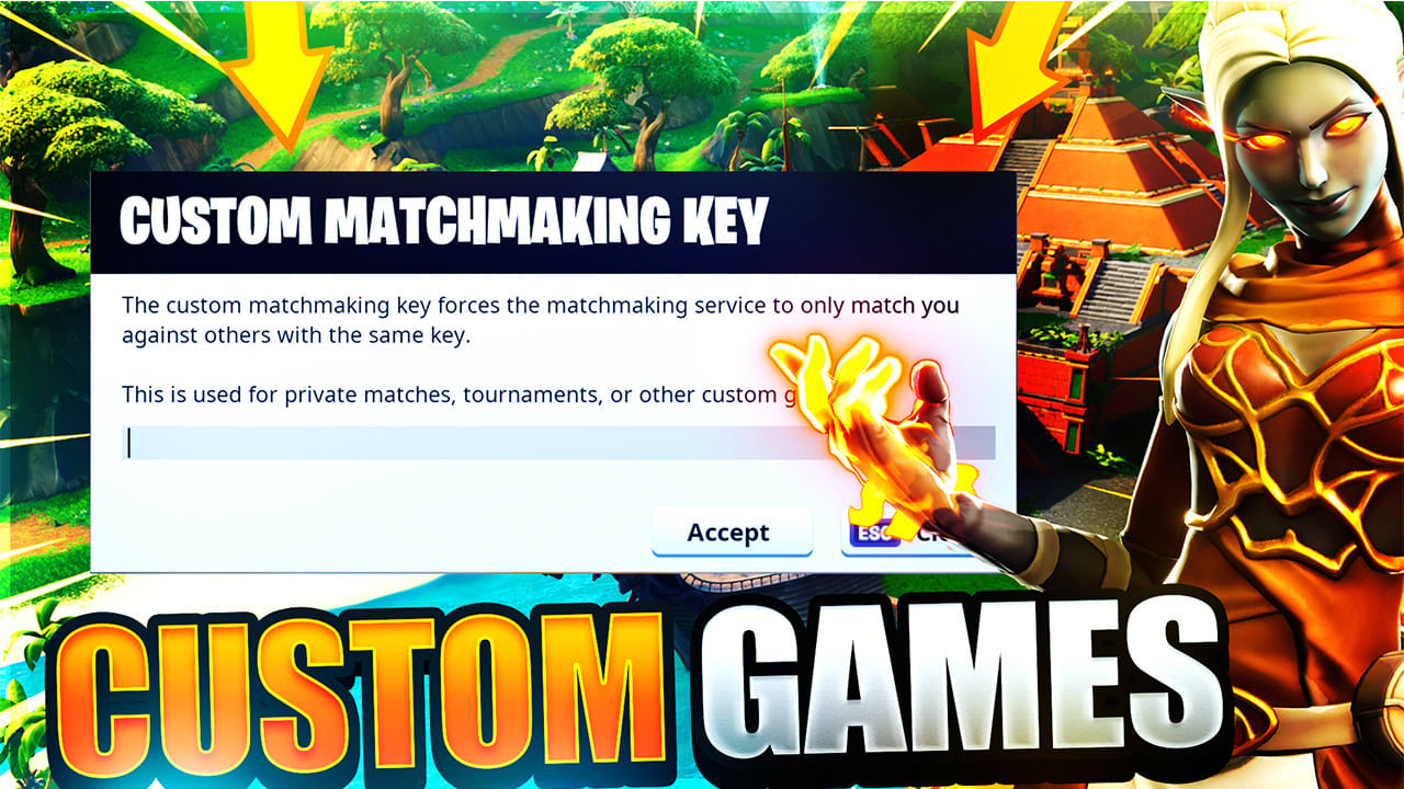 Matchmaking 2021 custom ✌️ best keys fortnite matchmaking service The American