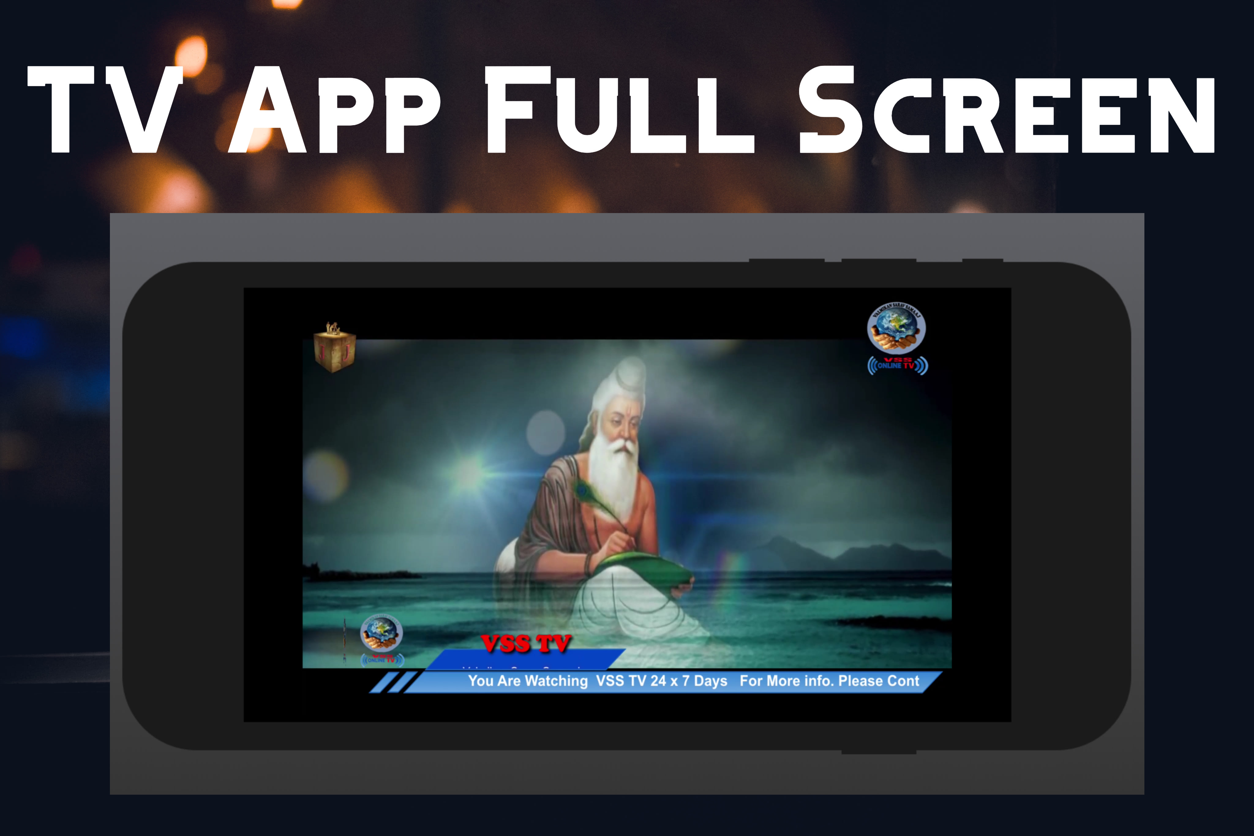 Develop online live tv streaming android ios app in flutter by Mostafijurrm