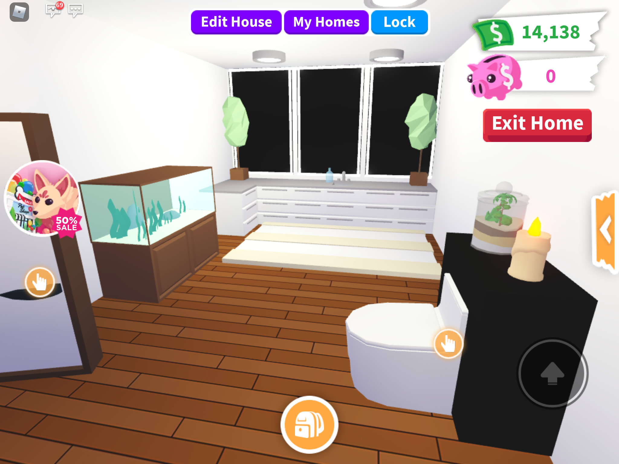 Design Roblox Work At A Pizza Place House Ideas Build Your Home In Adopt Me Roblox By Cricket Y