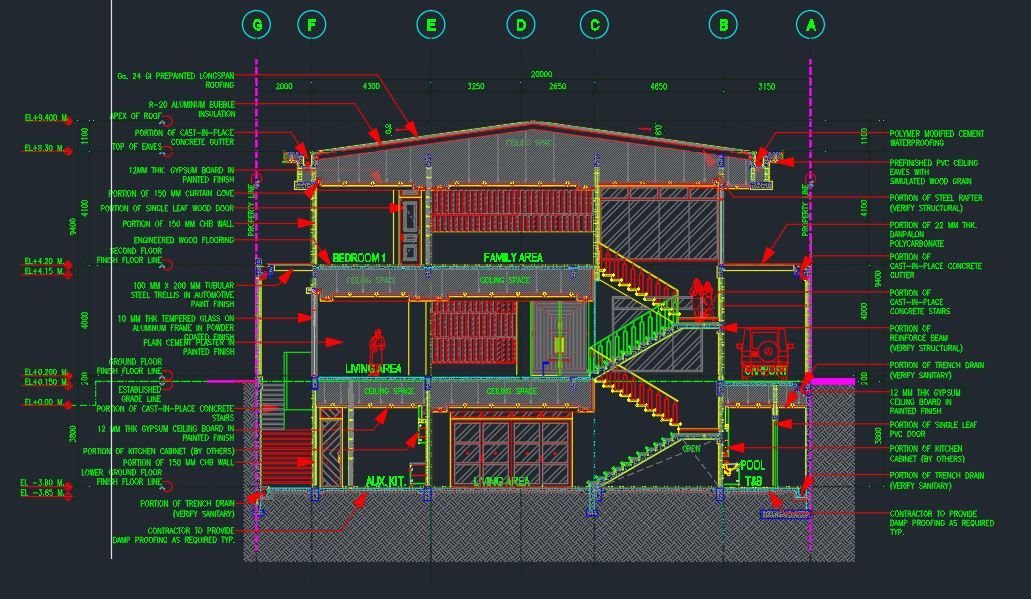 Make House Architectural Floor Plans By Angielou10 Fiverr