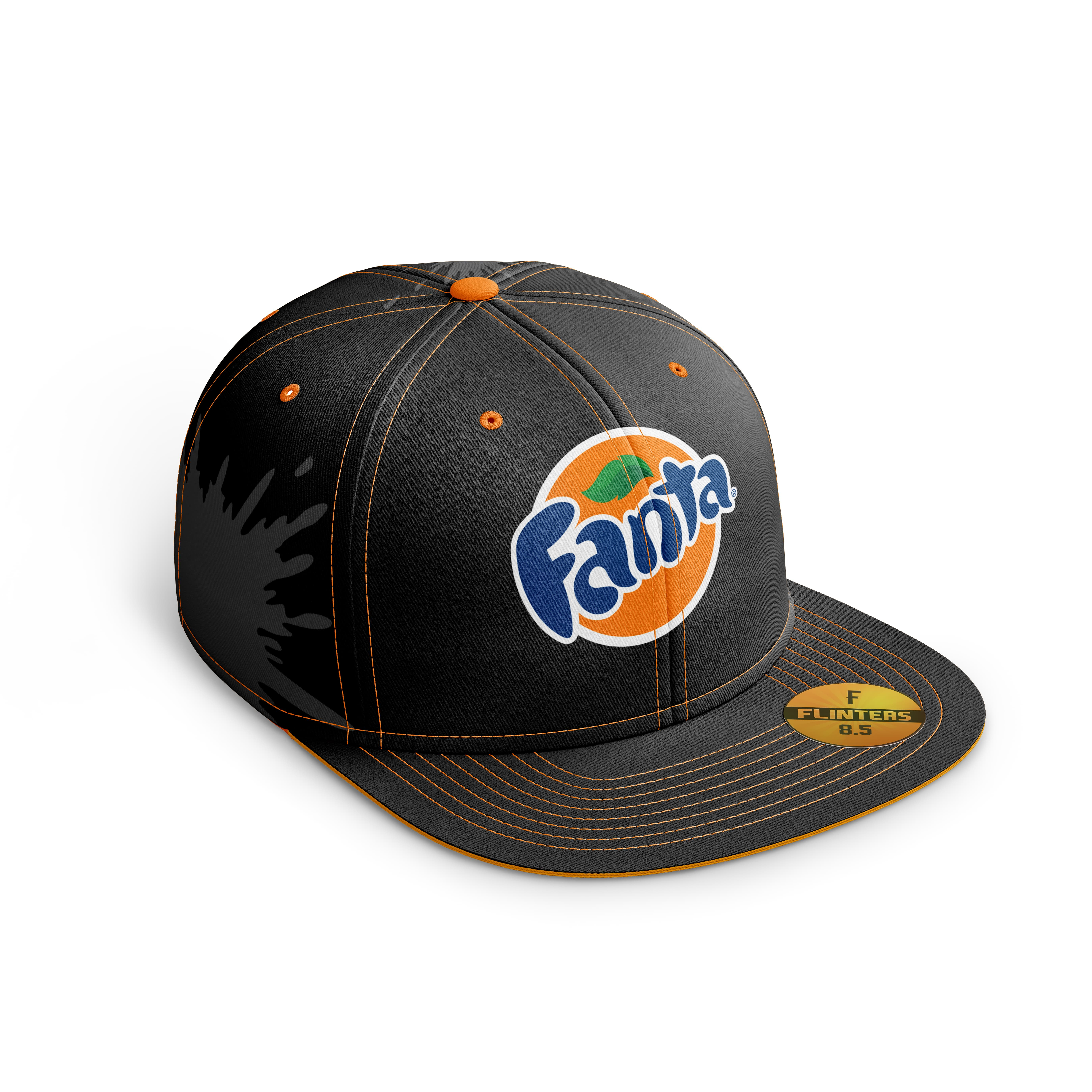 design a hat for you and put your logo on it e93c1706d5b