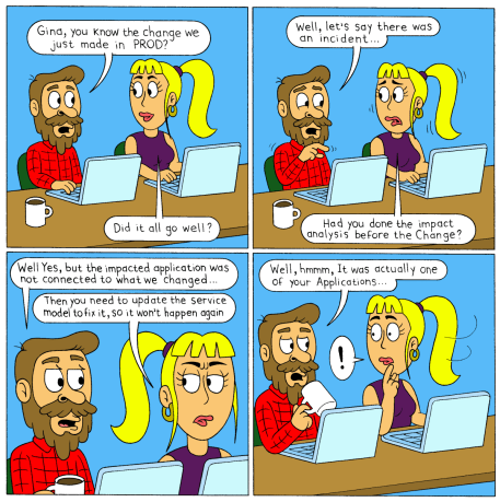 comic strip analysis
