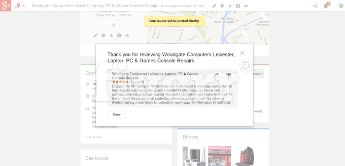 write review on google places User reviews and recommendations of best restaurants, shopping, nightlife, food, entertainment, things to do, services and more at yelp  check out google's.