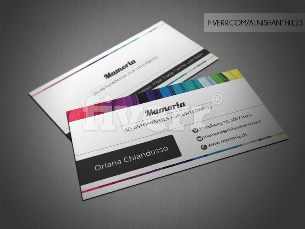 Www Fiverr Com Business Card Design