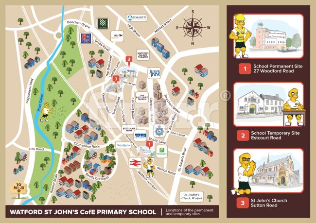how to create monotone street maps