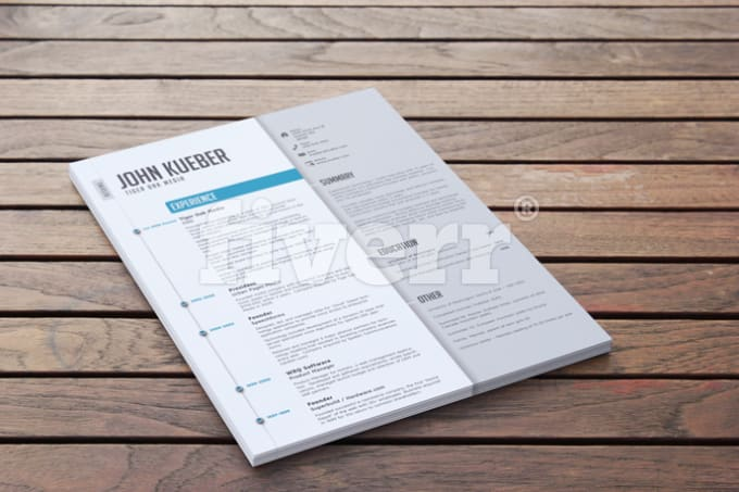 design your resume  edit  rewrite cv and cover letter by