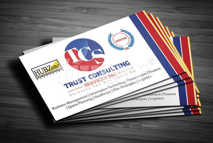 Design Outstanding Business Card Template By Arnabkumar