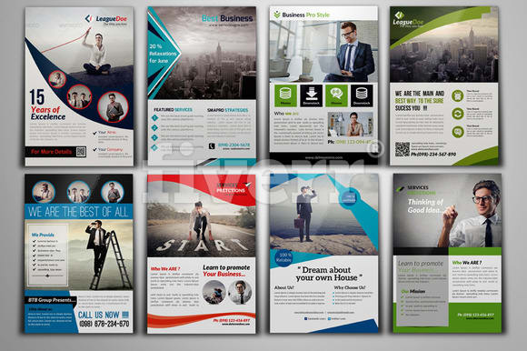 design ultra professional flyers for your business by hunny11