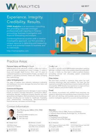 Design editable template factsheet, brochure, flyer by Sslakd