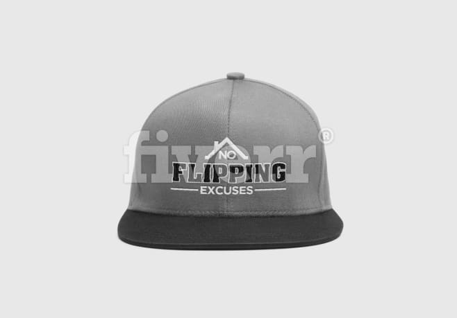 7f22b0465d5 Create 3 snapback hat mock ups in 24 hrs by Smokeybear808