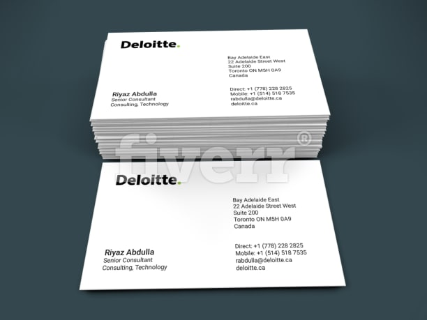 A business card design by cardpoint reheart Choice Image