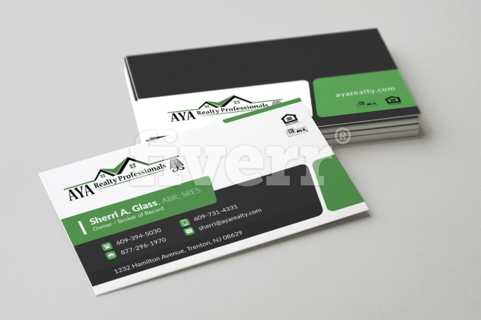 Design premium business card in 24 hours by zenadvertising reheart
