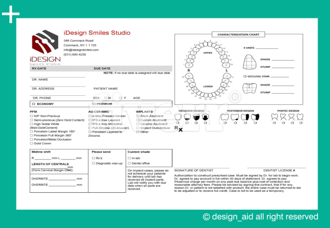 Design And Convert Fillable Pdf Form By Designaid