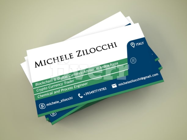 Design creatve business card and visiting card by Sohaib_official