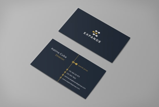 Design a professional business card by micastudios emarket65 micastudios created a beautiful business card colourmoves Choice Image
