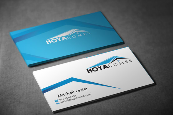 i will create 2 awesome business cards fiverr