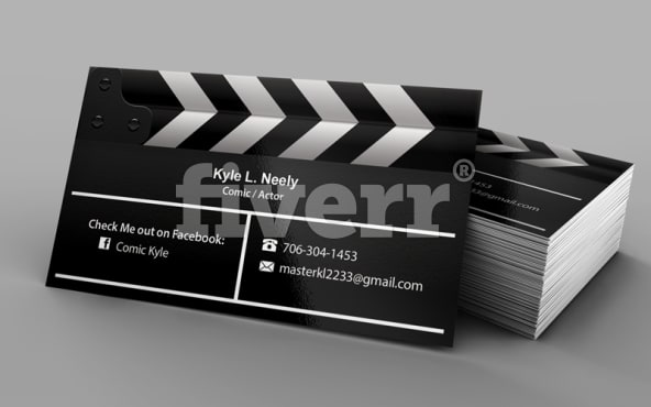 Create professional business cards by premiumencore reheart Choice Image