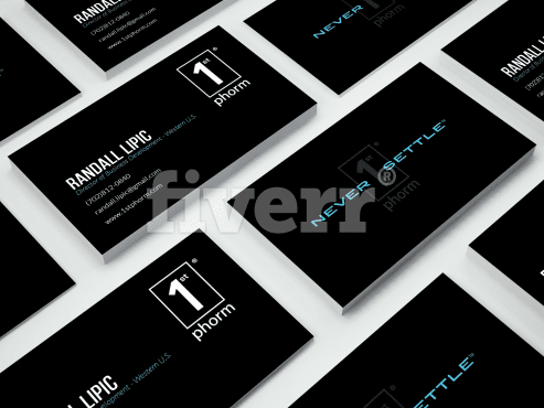 Do an edgy business card design to print with moo by ramiweb walter1979 colourmoves