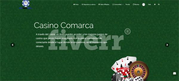 kgumiho | WordPress, Web & Mobile Design, Ecommerce | Spain | Fiverr