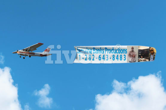Create A Plane Banner With Your Message By Angelodread