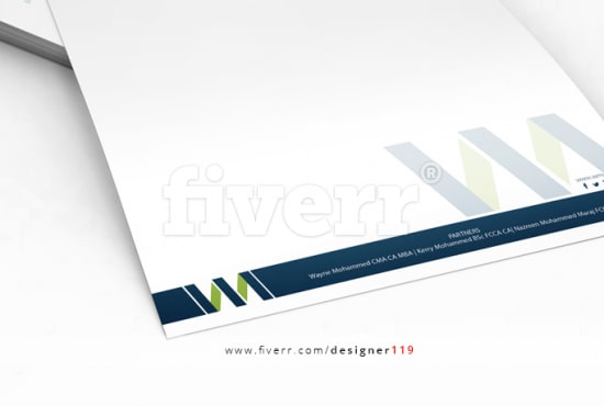 create an envelope design with new ideas by designer119