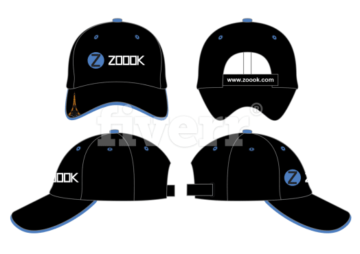 create cap mockup with your design by plan r