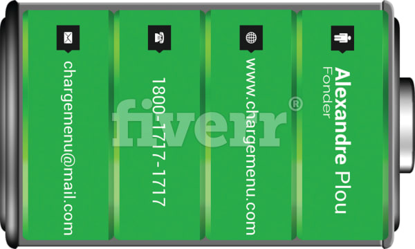 Design transparent plastic business card by fo2shawy001 chargemenu professional card reheart Gallery