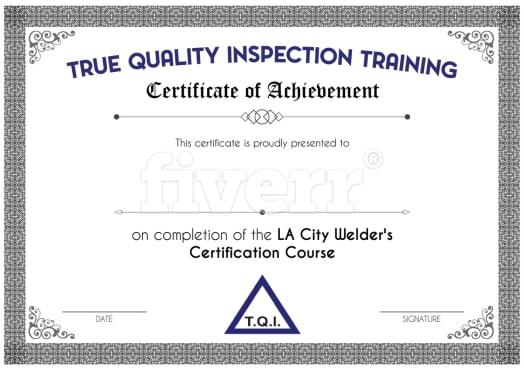 design amazing formal custom certificate by blazehaider