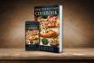 design a beautiful cookbook or recipes book cover