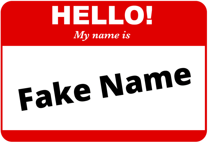 Name Fake A Create And Personal By Valiik1 Info