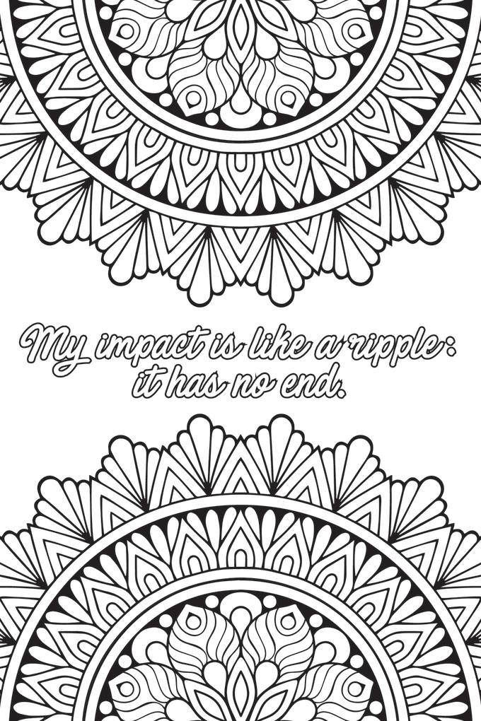 Design Your Zen Coloring Pages By Sam_gill