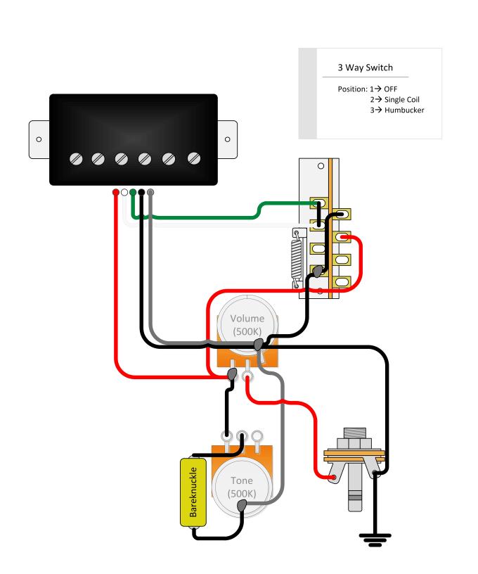 3 humbucker wiring diagram design custom guitar wiring diagram by paulo2534 humbucker wiring diagram 3 way switch design custom guitar wiring diagram by